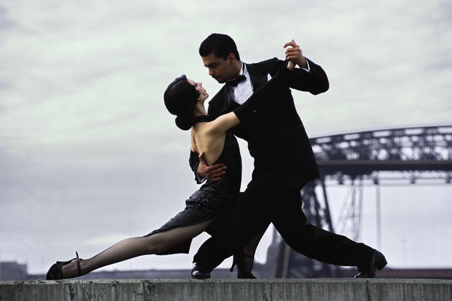 Taniec Towarzyski-latynoamerykańskie