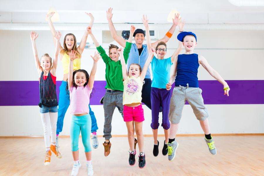 Taniec dla dzieci i młodzieży - kurs wakacyjny