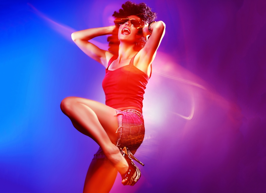 Latino Solo Choreografia - kurs wakacyjny.