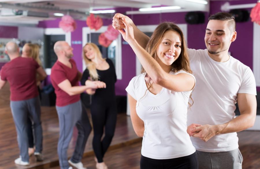 Taniec Użytkowy Discofox P