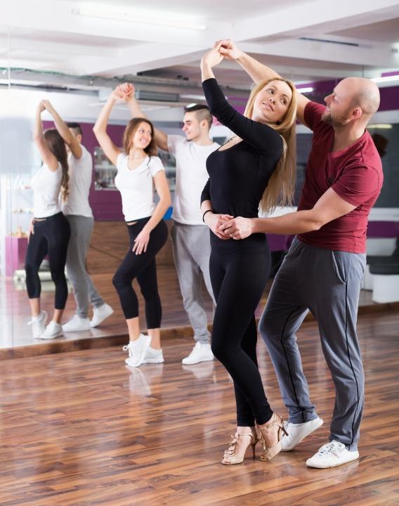 Taniec Towarzyski P2 / P1