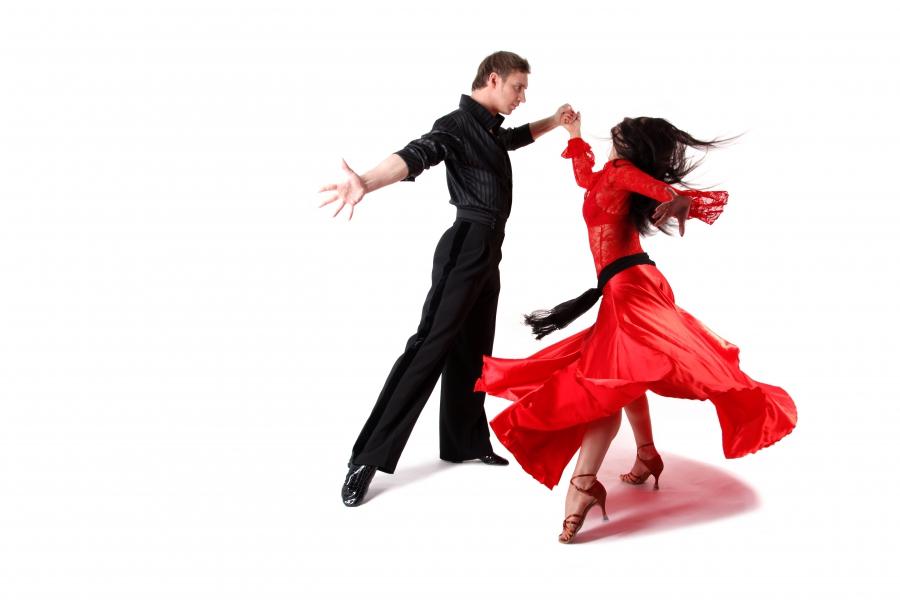Taniec Towarzyski-latynoamerykańskie P 3