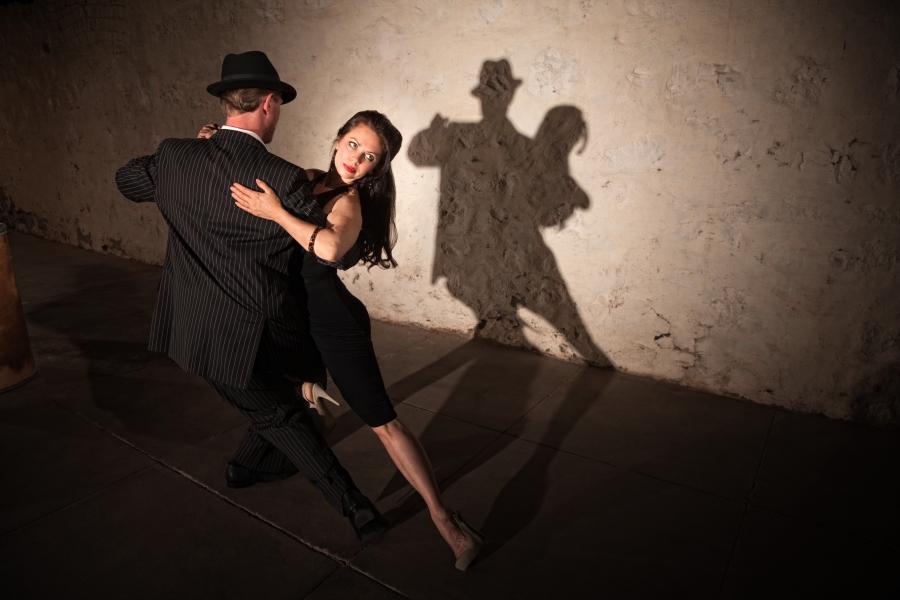 Tango w parach